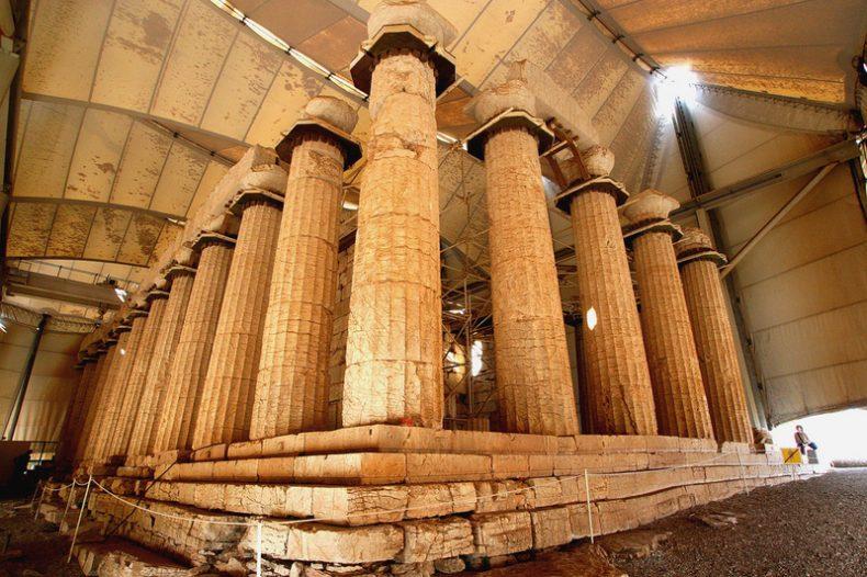 Temple of Epicurean Apollo